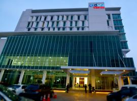 Odua Weston Jambi, hotel in Jambi