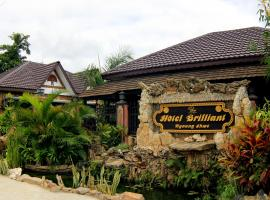 Hotel Brilliant, hotel in Nyaungshwe Township