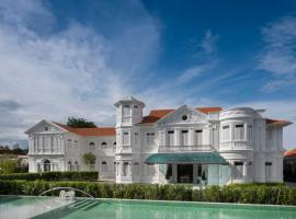 Macalister Mansion, hotel in George Town