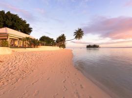 Moorea Beach Lodge, hotel perto de Campo de golfe Moorea Green Pearl, Moorea