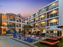 FX Hotel Pattaya, hotel near Pattaya Viewpoint, Pattaya South