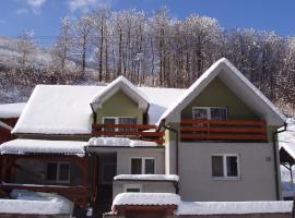 Apartmánový dom Bellevue, hotel v blízkosti zaujímavosti Vodný raj Vyhne (Vyhne)