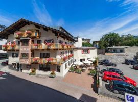 Hotel Glasererhaus, hotel v destinaci Zell am See