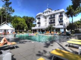 Hotel Franz, hotell i Bibione