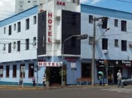 Erechim Hotel, hotel in Erechim