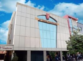 Hotel Vrandavan, hotel near Dr. Babasaheb Ambedkar International Airport - NAG, Nagpur
