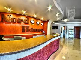 Nord House Hotel, hotel in Vologda