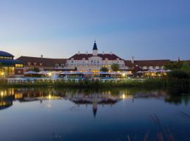 Marriott's Village d'Ile-de-France, hotel cerca de Disneyland Paris, Bailly-Romainvilliers