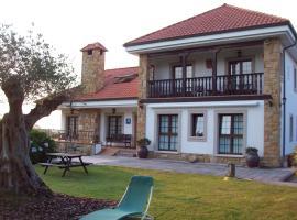 Somonte, golf hotel in Quintes