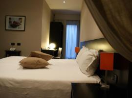 Hotel Aniene, hotel a Roma, Nomentano