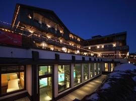 Rosapetra SPA Resort, hotel en Cortina d'Ampezzo