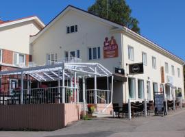 Hotel Aatto & Elli, hotelli Joutsassa