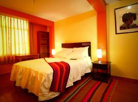Olimpo Inn, hotel near Nunez Butron Hospital, Puno