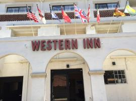 Old Town Western Inn, motel in San Diego