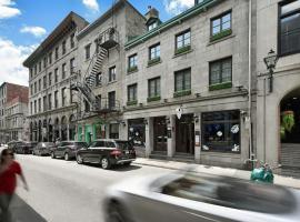 Hotel Épik Montréal, boutique hotel in Montreal