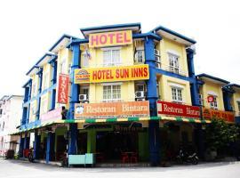 Sun Inns Hotel Sunway City Ipoh Tambun, hotel di Ipoh