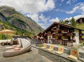 Hotel Berghof, hotel in Zermatt