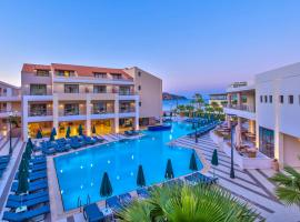 Porto Platanias Beach Resort & Spa, hotel in Plataniás