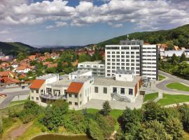 Hasseröder Burghotel, hotel in Wernigerode