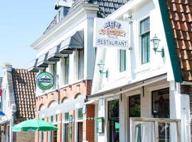 HCR Teernstra, hotel near Hindeloopen Station, Balk