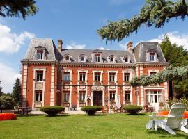 Château Corneille, hotel en Vieux-Villez