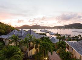 Antigua Yacht Club Marina Resort, hotel in English Harbour Town