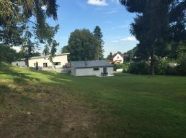Le Clos du Silberthal, homestay in Steinbach