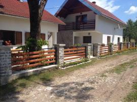 Holiday home Boba, holiday home in Rakovica