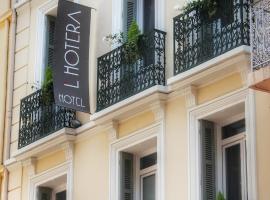 Hotel l'Hotera & Sauna, hôtel à Cannes