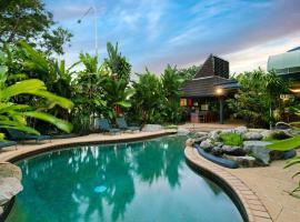 Cascade Gardens, hotel in Cairns
