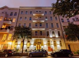 Quentin Design Hotel Berlin, hotel a Berlino, Schöneberg