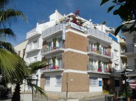 Hotel Alexandra, hotel a Sitges