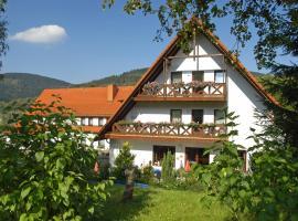 Berghotel Simon, Hotel in der Nähe von: Fallbachlift, Oberschönau