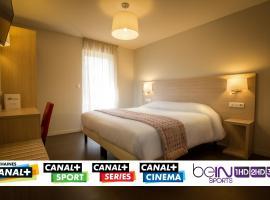 Brit Hotel Brive La Gaillarde - Restaurant La Limousine, hôtel à Malemort-sur-Corrèze