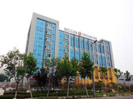 Jinjiang Inn Select Yantai Development Zone Wuzhishan Road, hotel din Yantai