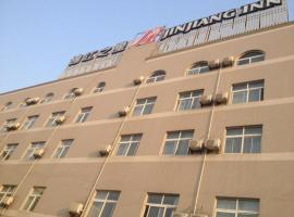 Jinjiang Inn Nantong Jiafang City Bus Station, отель в городе Tongzhou