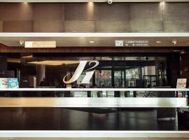 Jinjiang Inn Taizhou Jiangzhou South Road、Taizhouのホテル