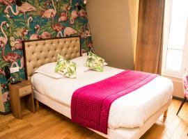 Excelsior Batignolles, hôtel à Paris près de: Place de la Concorde