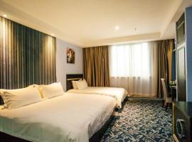 Goldmet Inn Wuxi Gonghu Avenue Wanxiangcheng, hotel in Wuxi