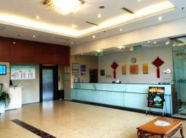 Jingjiang Inn Yangzhou Passenger Transport East Station, hotel in Yangzhou
