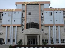 Grand Cubana Hotels, hotel en Abuja