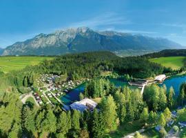 Ferienparadies Natterer See, glamping site in Innsbruck