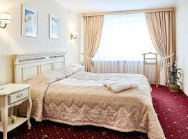Hotel Nadezhda, hotel in Dnipro