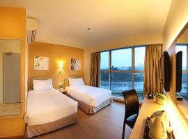 Hotel Min Cott, hotel near Axiata Arena, Kuala Lumpur