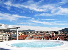 Hôtel Monsigny, hotel in Nice