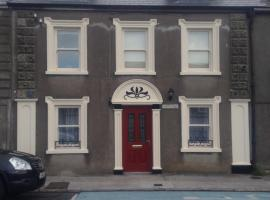 Brownes Town House, hotel in Dungarvan