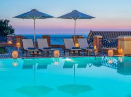Philoxenia, viešbutis mieste Ermonesas