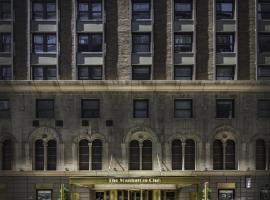 The Manhattan Club, hotel near Central Park, New York