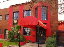 Posada Alpenrose Neu, inn in Villa Carlos Paz