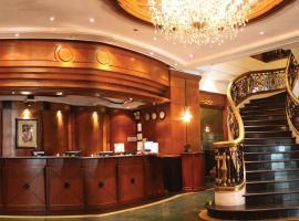 CityState Tower Hotel, hotell nära Rizal park, Manila